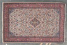 Sarouk rug, approx. 4.3 x 6.7