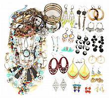 A Bag of Pretty Jewels