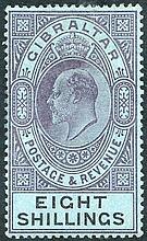 1903 CCA 8s, fresh M, SG.54. (1) Cat. £160