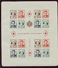 1885-2009 collection housed in three albums & stock book + packets etc. 1885 vals to