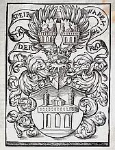 Sébastien MÜNSTER <br> Cosmographiae universalis Lib. VI. In quibus iuxta certio