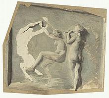 Charles BEAUVERIE (Lyon 1839 – Poncins 1923) Bacch