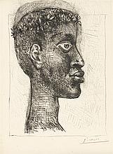 PABLO PICASSO (1881-1973)  CORPS PERDU, 1950  (Bloch, 633; Cramer, 56)  Por