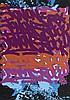 JONONE (NE EN 1963)  SANS TITRE  Sérigraphie en couleurs sur papier noir  S, John Perello, €1,000
