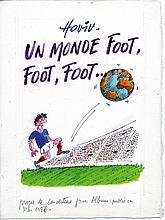 HOVIV  Un monde foot foot foot…
