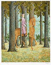 RENE MAGRITTE D'APRES (1898-1967)