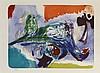 ASGER JORN (1914-1973) SULLA STRADA, 1970 (Van de Loo, 357) , Asger Jorn, €250