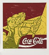WANG GUANGYI <br> (NE EN 1957) <br> GREAT CRITICISM-COCA COL