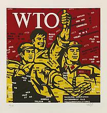 WANG GUANGYI (NE EN 1957) <br> GREAT CRITICISM : WTO, 2006 <br> L