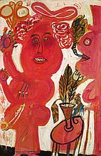 ALEKOS FASSIANOS (NE EN 1935)  LE DIABLE ROUGE, 1966