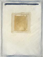 Luc Mondry (1938 - 1999) Sans titre, 1998 Aquarell