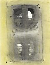 Luc Mondry (1938 - 1999) Sans titre, 1990 Encre et
