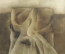 Yves RHAYÉ (1936 - 1995) Sans titre Huile sur toil