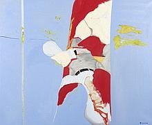 Daniel Bruniaux (né en 1939) L'œil de nerf, 2000 D