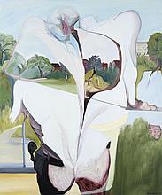 Daniel Bruniaux (né en 1939) Les présences infinie