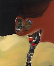 Daniel Bruniaux (né en 1939) Triptyque : Ultimatum