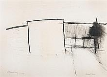 Arthur Grosemans (1906 - 1995) Chemin à Lavaux-Sai