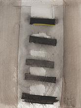 Luc Mondry (1938 - 1999) Sans titre, 1997 Encre, l
