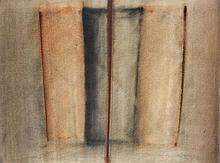 Luc Mondry (1938 - 1999) Sans titre, 1978 Aquarell