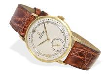 Wristwatch: rare and early Omega Chronometer 30T2RG ca. 1945 (NO LIVE FEE)