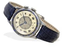 Wristwatch: vintage rarity, Longines Lindbergh Hour-angle navigation watch, from the 30s (NO LIVE FEE)