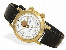 Wristwatch: Limited gentlemen's watch Harwood & Schild - Montre Reveil- 1989, no. 99/1989