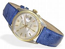 Wristwatch: Gentlemen's watch Rolex Datejust steel/gold