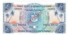 West-Samoa (Samoa) Pick 14 s