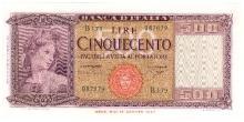 Italien (Italy) Pick 80 b