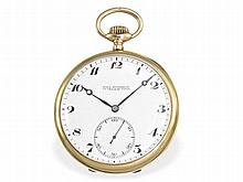 fine precision pocket watch Paul Ditisheim La Chaux-de-Fonds