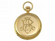 French precision pocket watch ca. 1860, LEPINE PALAYS ROYAL PARIS