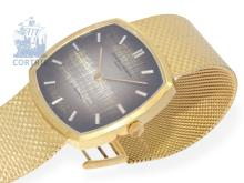 Wristwatch: very fine automatic gentlemen's watch, solid 18 K gold, Vacheron & Constantin 'Cushion', from the 1960s (NO LIVE FEE)