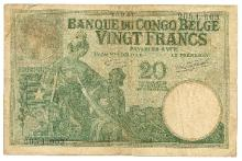 Belgisch Kongo (Congo), Pick 10 f