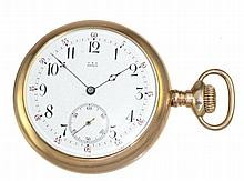 Rare Vacheron & Constantin anchor chronometer made for the US market