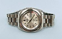 Rare automatic Seiko Bellmatic with alarm and date
