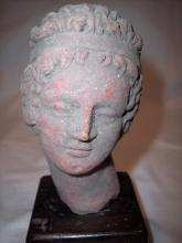 ANCIENT GREEK OR ROMAN BUST