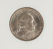1927 Vermont Commemorative Fifty Cents