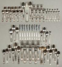 Various Sterling Silver Flatware