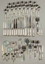 Group of Various Sterling Silver Flatware