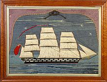 19th Cent. Ship Woolsey