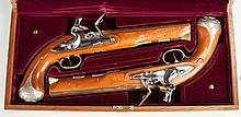 Bicentennial George Washington Flintlock Pistols