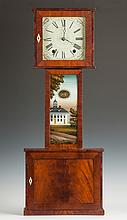 New England Wood Works Banjo Clock