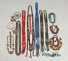 Large Group Vintage Costume Jewelry