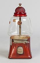 Vintage Five-Cent Peanut Machine