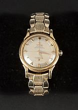 Vintage Omega 18K Gold Automatic Chronometer Constellation Watch