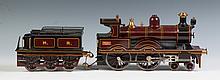 Bing Midland Railway Steam Engine #116 & Tender M.R.