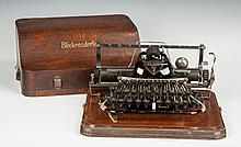 Blickensderfer Typewriter 7, Stamford, CT