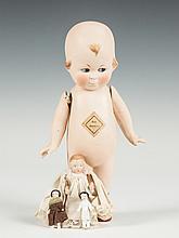 Kewpie Doll & Frozen Charlottes