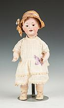 German Doll with Composition Body