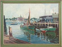 Clifford McCormick Ulp  (American, 1885-1957)